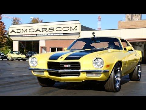 Video of '72 Camaro - JRG2
