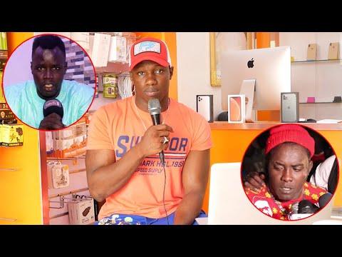 Konia 2 tire sur Onde le fou et Alioune Seye Jr :