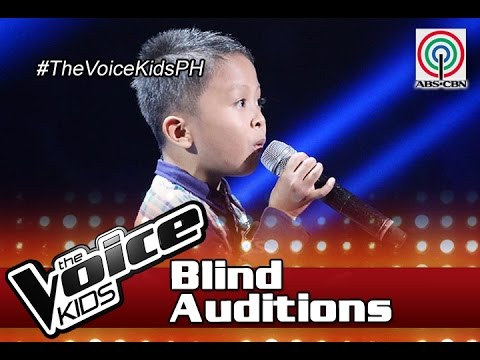 "The Voice Kids Philippines 2016 Blind Auditions: ""Natutulog Ba Ang Diyos"" by Timoty"