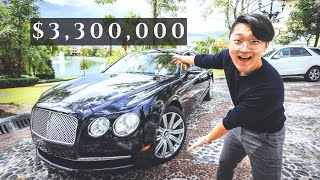 Para mayor información..  Salomon Esses (Llamada/Mensaje) 55 5178 5016  Bentley Continental Flying Spur Modelo 2014 27,000 km 3,300,000 Pesos Mexicanos