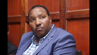 Former Kiambu Governor Waititu challenges Nyoro's assumption of office