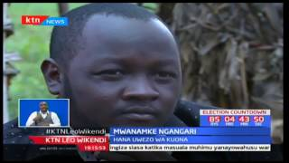 Mwanamke Ngangari: Bi Brenda Kabendera hana uwezo wa kuona