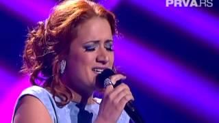 Saska Jankovic - Because You Loved Me (Celine Dion)