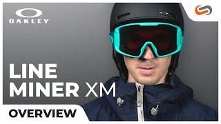Oakley Line Miner M Snow Goggle