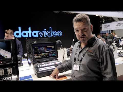 Datavideo HS-3200 @ IBC 2018