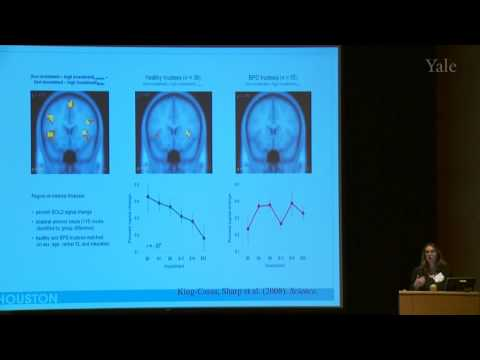 11th Annual Yale NEA-BPD Conference: Mentalization in Borderline Personality Disorder