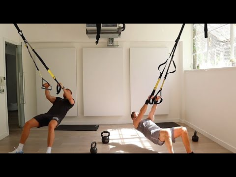 TRX Total Body Strength