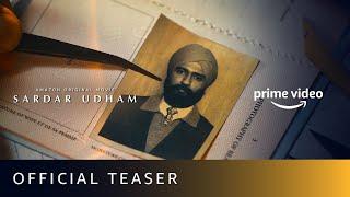 Sardar Udham - Official Teaser | Vicky Kaushal | Shoojit Sircar | Amazon Original Movie