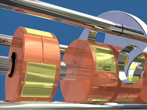 Magnetic Motor - Patent DE 10 2005 059 652 A1