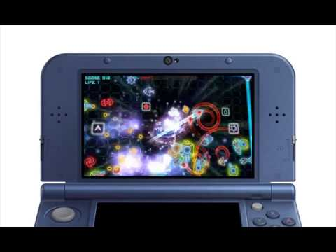 Hyperlight EX: New Nintendo 3DS™ Trailer (Europe) thumbnail