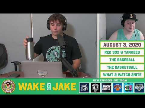 Wake n Jake | August 3 | Aaron Judge's Big Weekend and the Rockets Make History