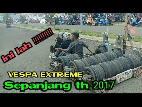 Vespa Extreme Indonesia