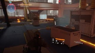 Tom Clancy's The Division Falling Headshot Clip