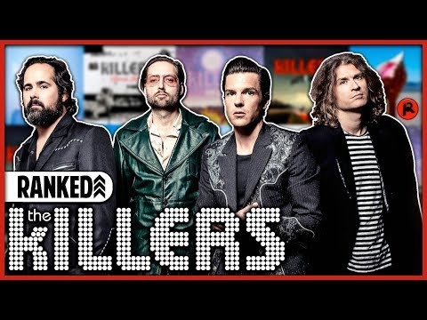 Every Killers Album Ranked WORST to BEST