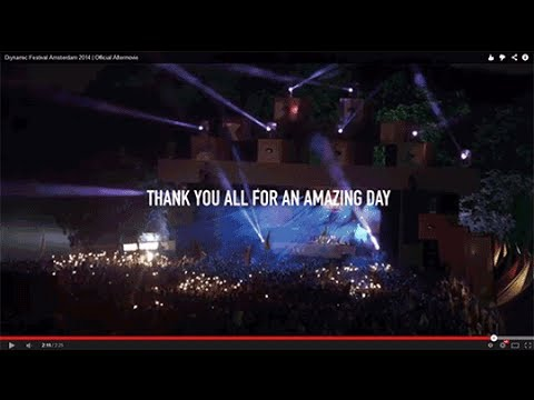 Video Diynamic Festival Amsterdam 2014 | Official Aftermovie
