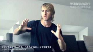125 Sat WOMB ADVENTURE 09  RICHIE HAWTIN INTERVIEW