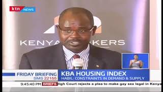 KBA HOUSING INDEX: House prices declined by 2% in Kenya