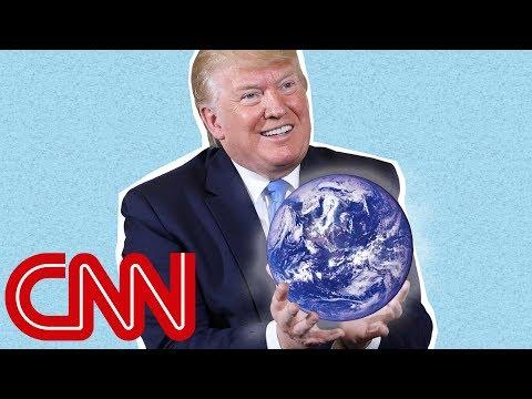 Donald Trump vs. climate change