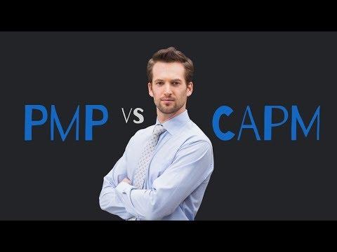 PMP vs CAPM - YouTube