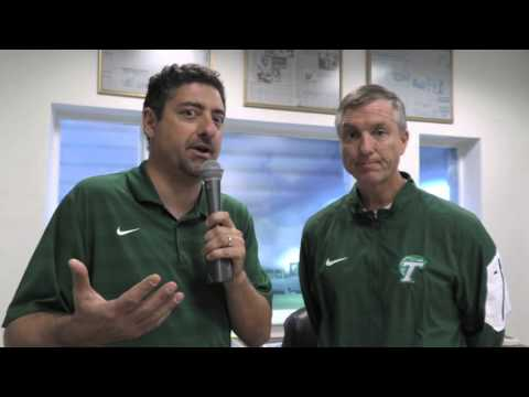 Tulane Football National Signing Day Interview With Head Coach Willie Fritz