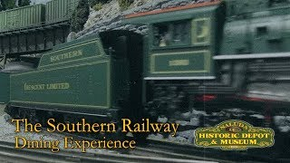 Train Tales - Southen Railway Dining Experience