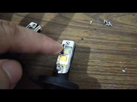 LED H4 H8 H11 H16 HB4 xhp50 xhp50.2 white dan warm white