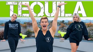 Jax Jones, Martin Solveig, RAYE, Europa - Tequila | Caleb Marshall | Dance Workout