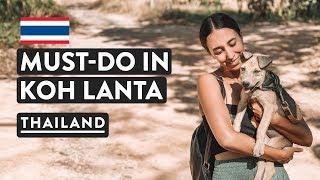PUPPY ANIMAL SHELTER  🐶 | Lanta Animal Welfare | Koh Lanta Thailand Vlog