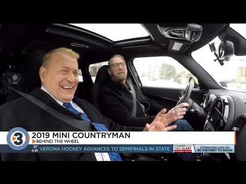Behind the Wheel: 2019 Mini Countryman