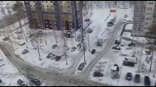 Гоп-парковка на Чкалова