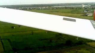preview picture of video 'Dynam RC - North American T28 Trojan Inflight Video'