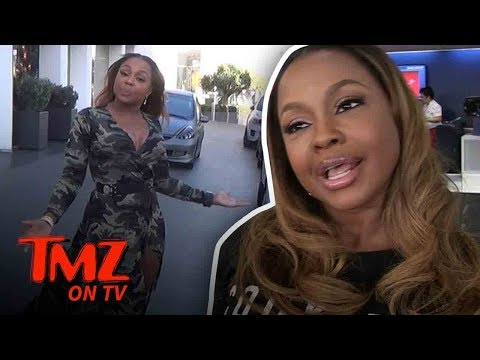 Phaedra Parks Is Looking Good And Being Good | TMZ TV