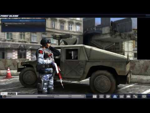 Video Point Blank-Cara mendapatkan cash/senjata gratis