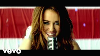 Party In Usa - Miley Cyrus  (Video)