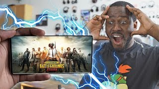 Samsung Galaxy Note10+ Gaming - Awesome New Features!