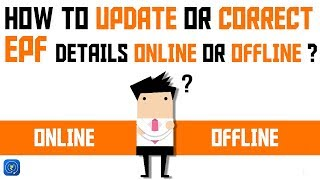 EPF - UAN - Aadhaar: How to Correct EPF Details as per Aadhaar Card online | EPFO