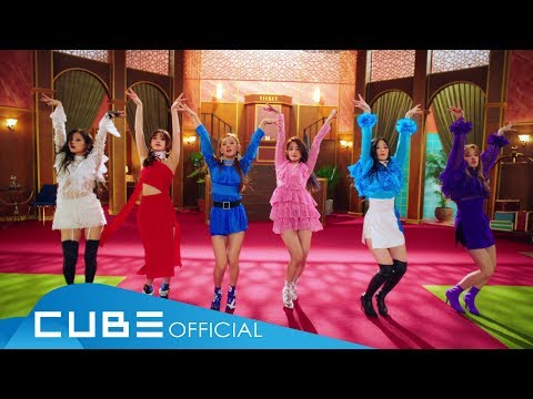 (여자)아이들((G)I-DLE) - 'Senorita' M/V Teaser