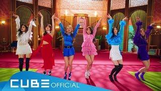 (여자)아이들((G)I DLE)   'Senorita' MV Teaser