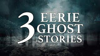 3 Eerie Stories For Spooky Season