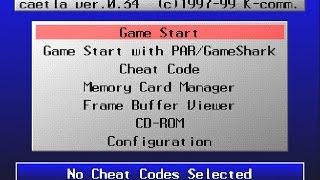 Gameshark download ps1
