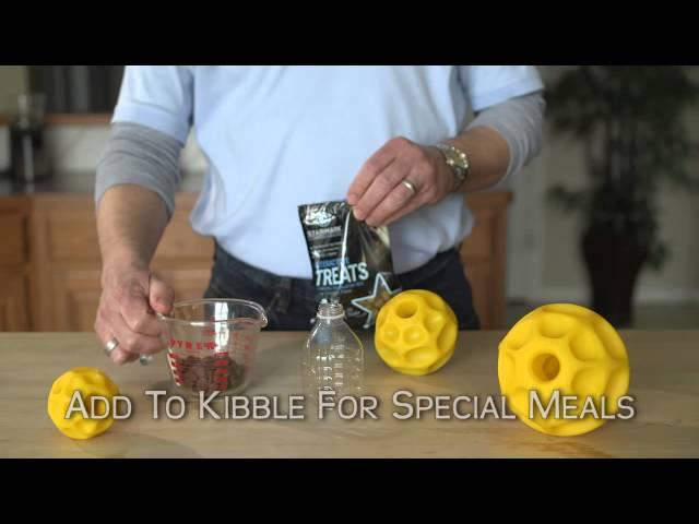 Preview: Treat Dispensing Tetraflex