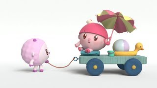 Малышарики - Новая серия - Я иду искать! (Серия 122) Развивающие мультики для самых маленьких