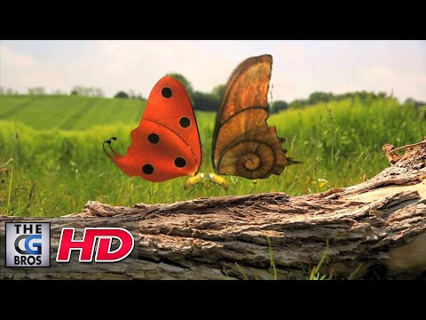 "CGI 3D Animated Trailer : ""Minuscule: Season 2"" – by Nozon"