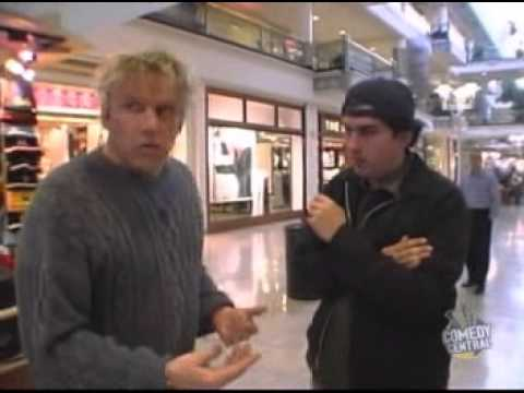 """This guy made a show called """"I'm with Busey"""" where he just hangs out with Gary Busey and it's hands down one of the funniest and strangest things I've ever seen"""