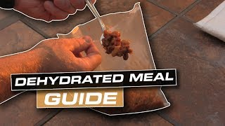 How To Dehydrate Your Own Meals For Backcountry Hunting, Camping & More