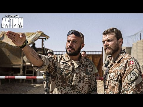 A WAR Official Trailer - A film by Tobias Lindholm [HD]