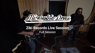 Video Miserable Ones - Ziki Records Live (Full Session)