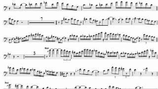 Elliot Mason 'Sunny Side Of The Street' Trombone Solo