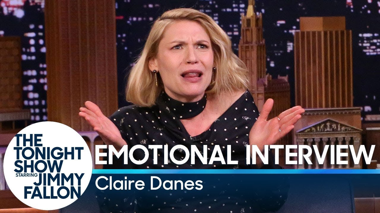 Emotional Interviewwith Claire Danes thumbnail