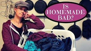 STOP Using HOMEMADE Laundry Soap?!?!